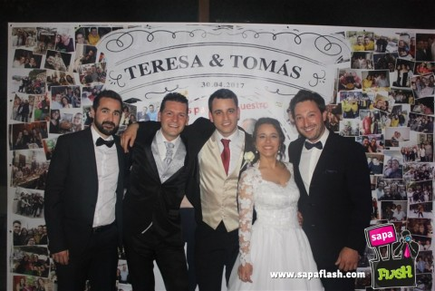 photocall boda valencia