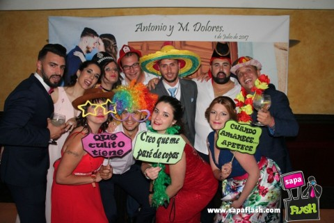 photocall boda en albacete
